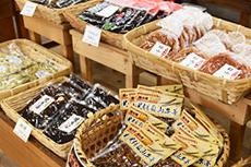 長野味のお土産売店